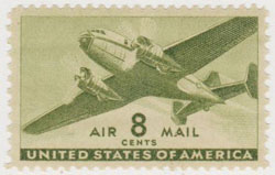 Green Air Mail