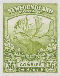 Green Caribou