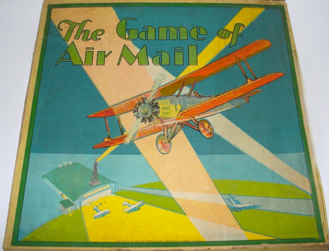 Air Mail Game MB