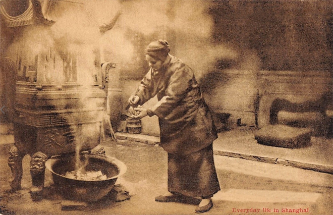 Incense Shanghai