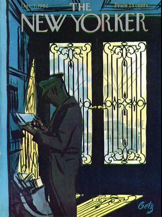 Postman New Yorker
