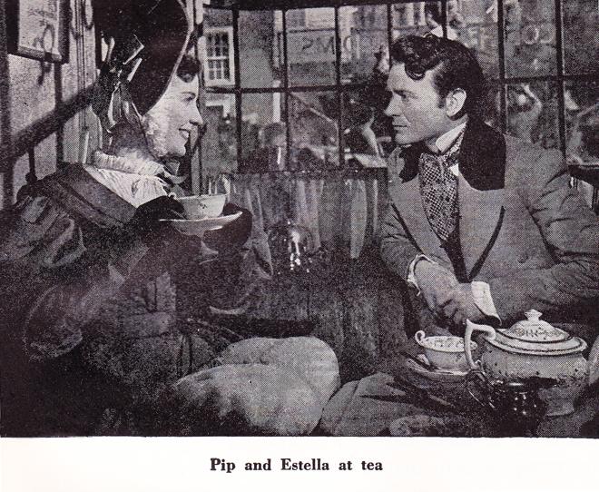 Tea with Pip