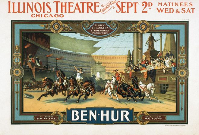 Ben Hur 1901