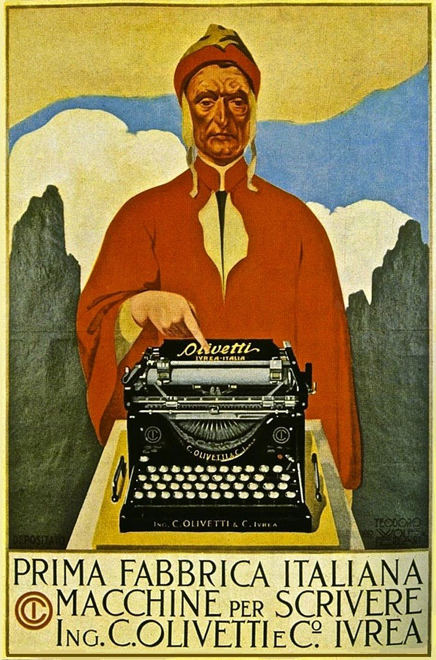 Dante Types 1