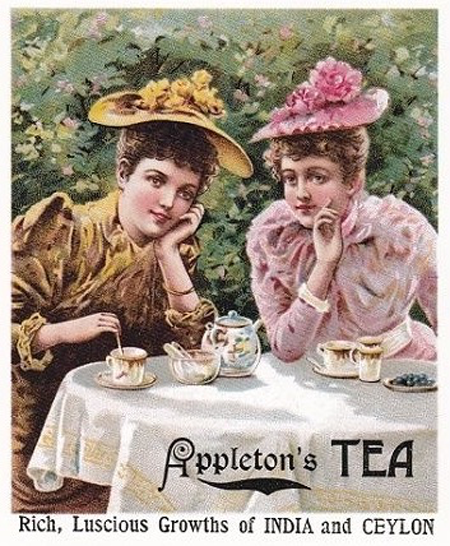 Tea Appletons