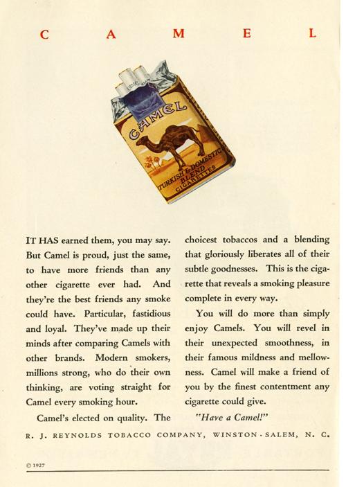 Camel B