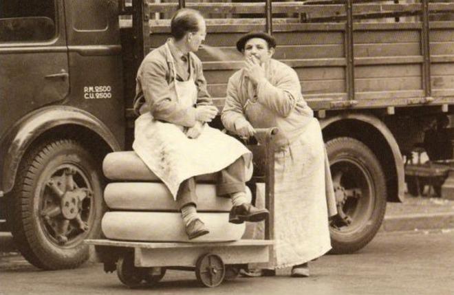 Cheese Paris 1950