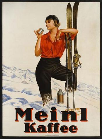 Coffee Meinel Hans Neumann 1930