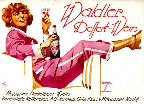Hohlwein Tonic Wine