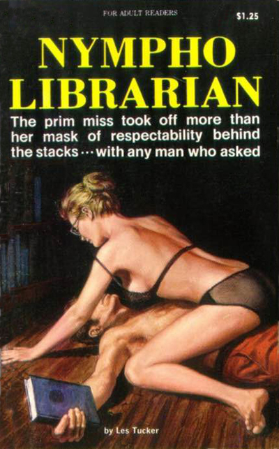 Librarian Cover