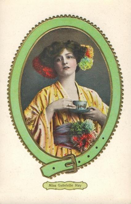 Tea Ray Card