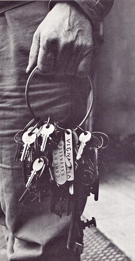 Vatican Keys