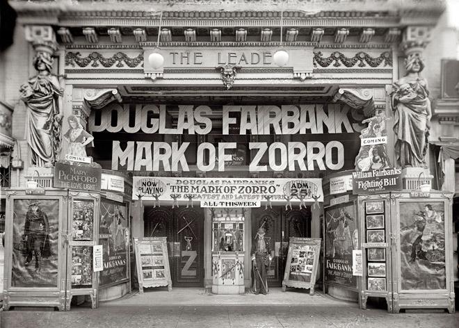 Zorro Theatre