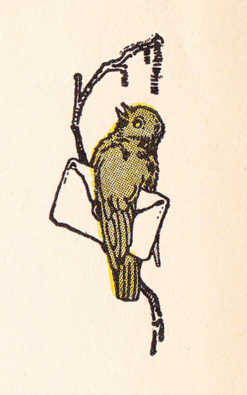 MEW Bluebird Letter