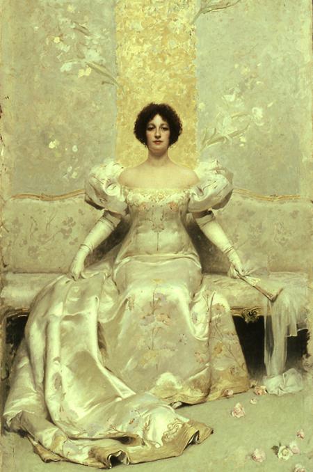 Giacomo Groso 1899 La Femme