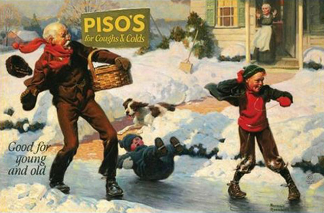 Piso's Norman Rockwell 2