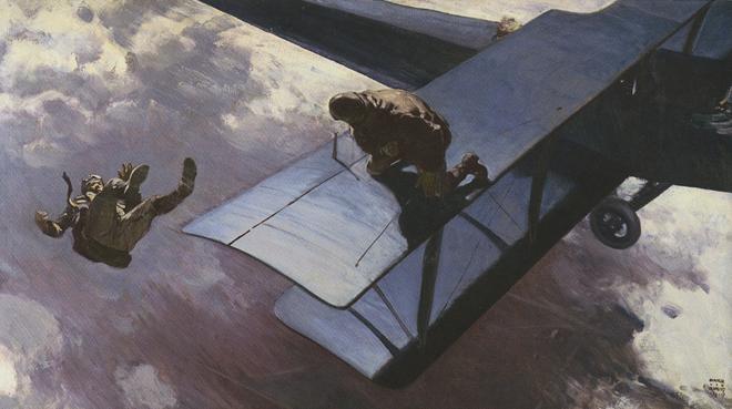 Wing Walkers HVS