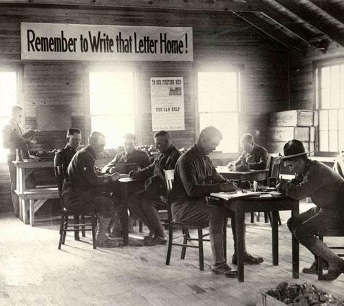 Mail Camp Upton NY