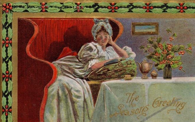 Tea Christmas Book copy