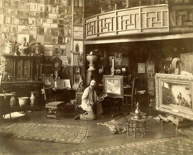 Theodore Ralli in Paris copy