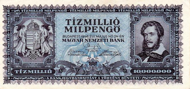 10 Mil Pengo 1946