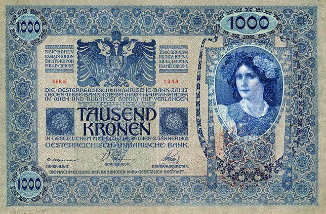 Blue Money 1920