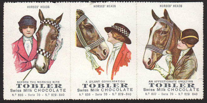 Horse Heads Tobler