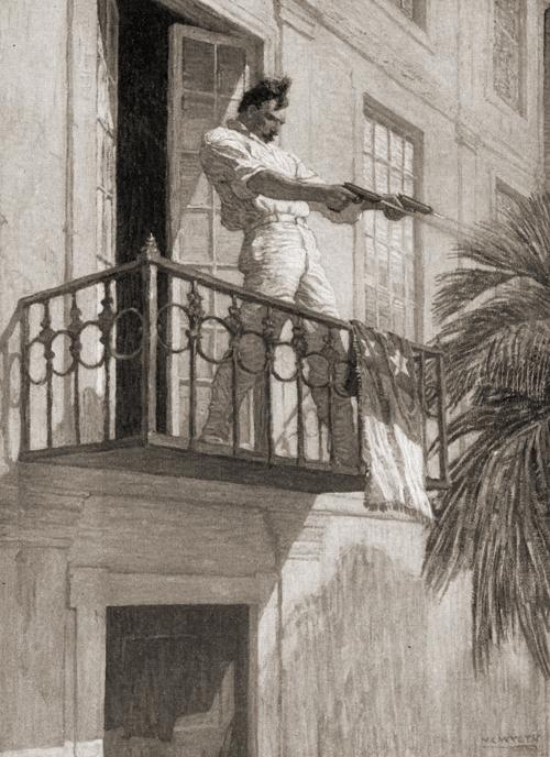 NC Wyeth scribners 1916