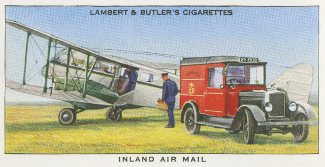 Air Mail Inland