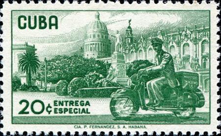 Cuba Special D 1958