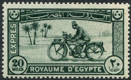 Egypt Special D 1922