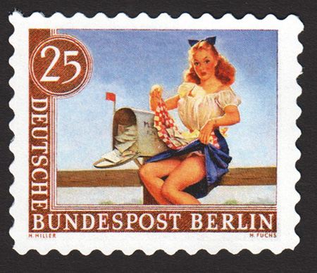 Gil Stamp Collecting