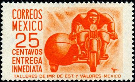 Mexican Special D 1954