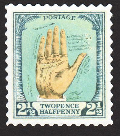 Palm Stamp