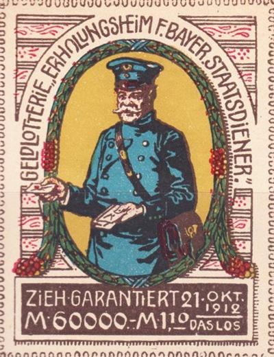Postman Poster Stamp copy