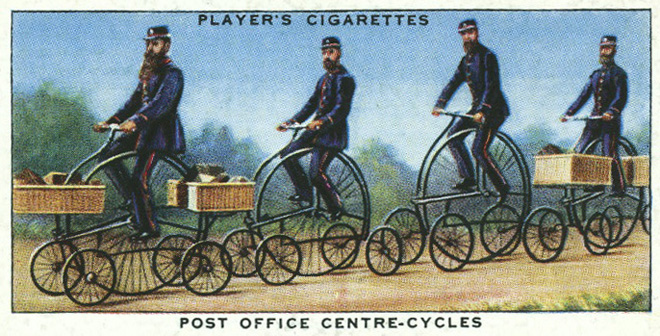 Postmen Cycles