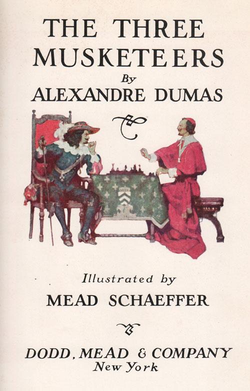 Chess Dumas