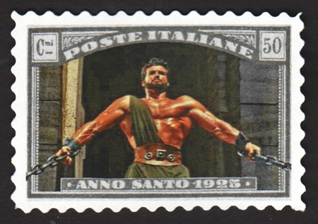 Hercules Stamp