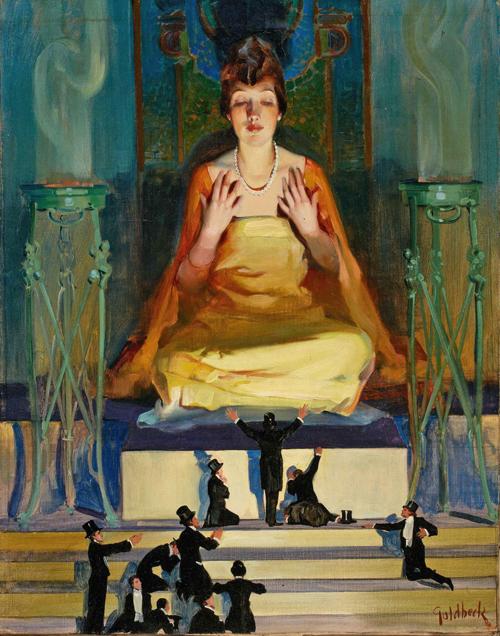 Idol Worship 1915