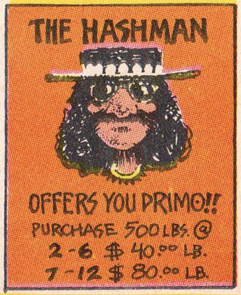 Hashman