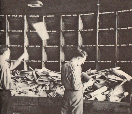 mail-sorting