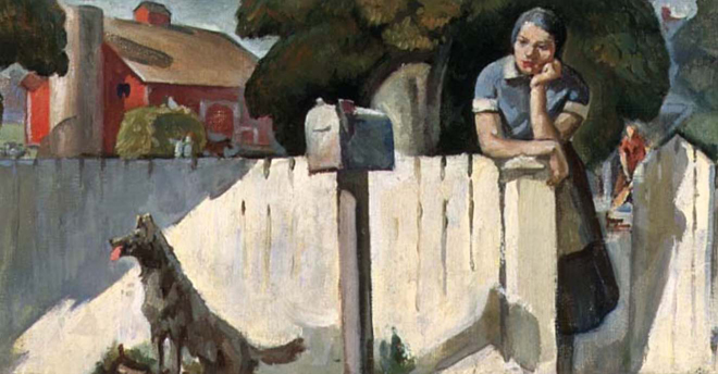 waiting-for-the-mail-grant-christian-1938