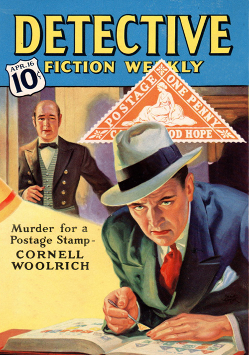 Stamp Murder