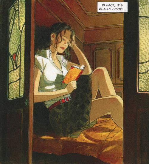 Jeanne Reads