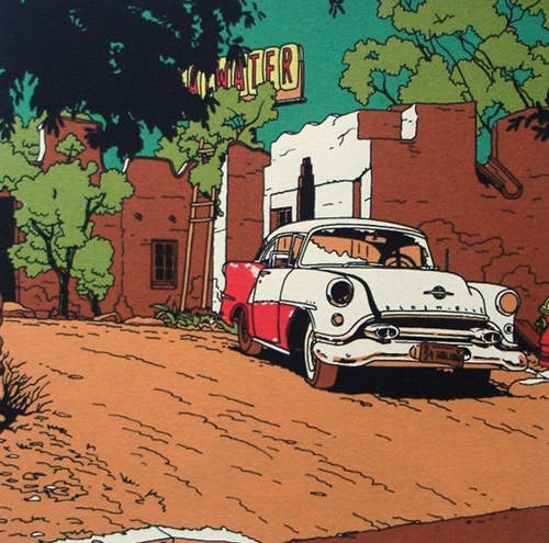 Oldsmobile Benoit