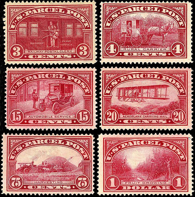 Parcel Post 2