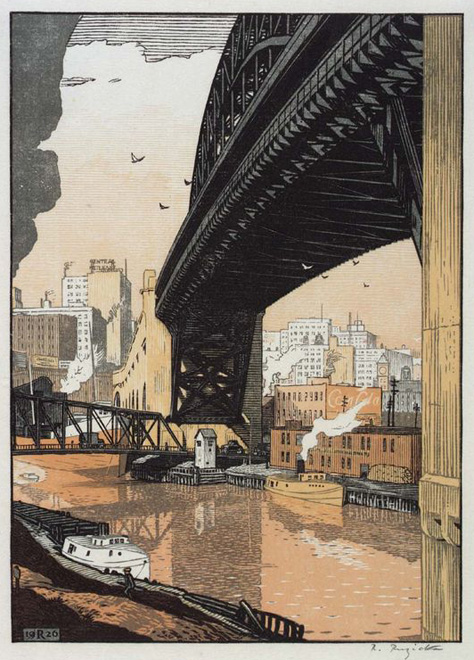 High Level Bridge 1926