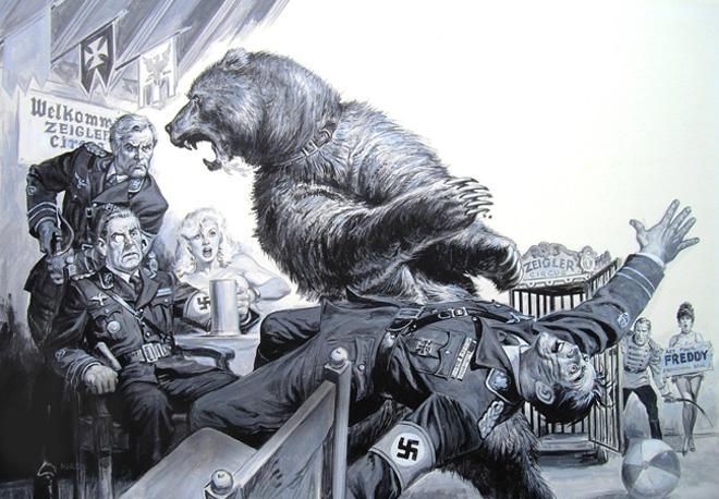 Earl Norem Bear
