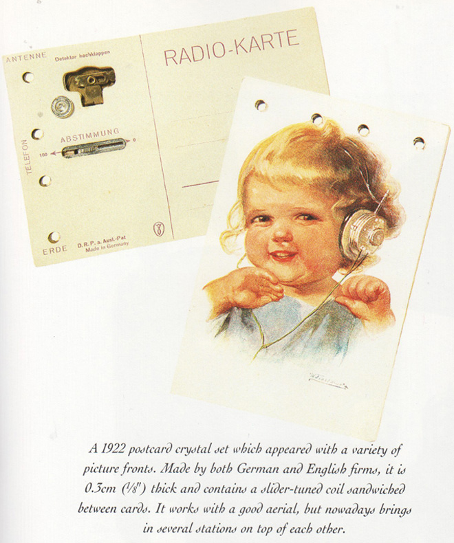 Postcard Antenna