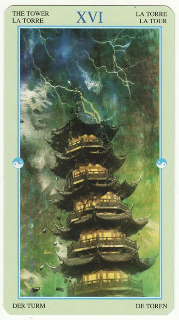 China Tarot Tower